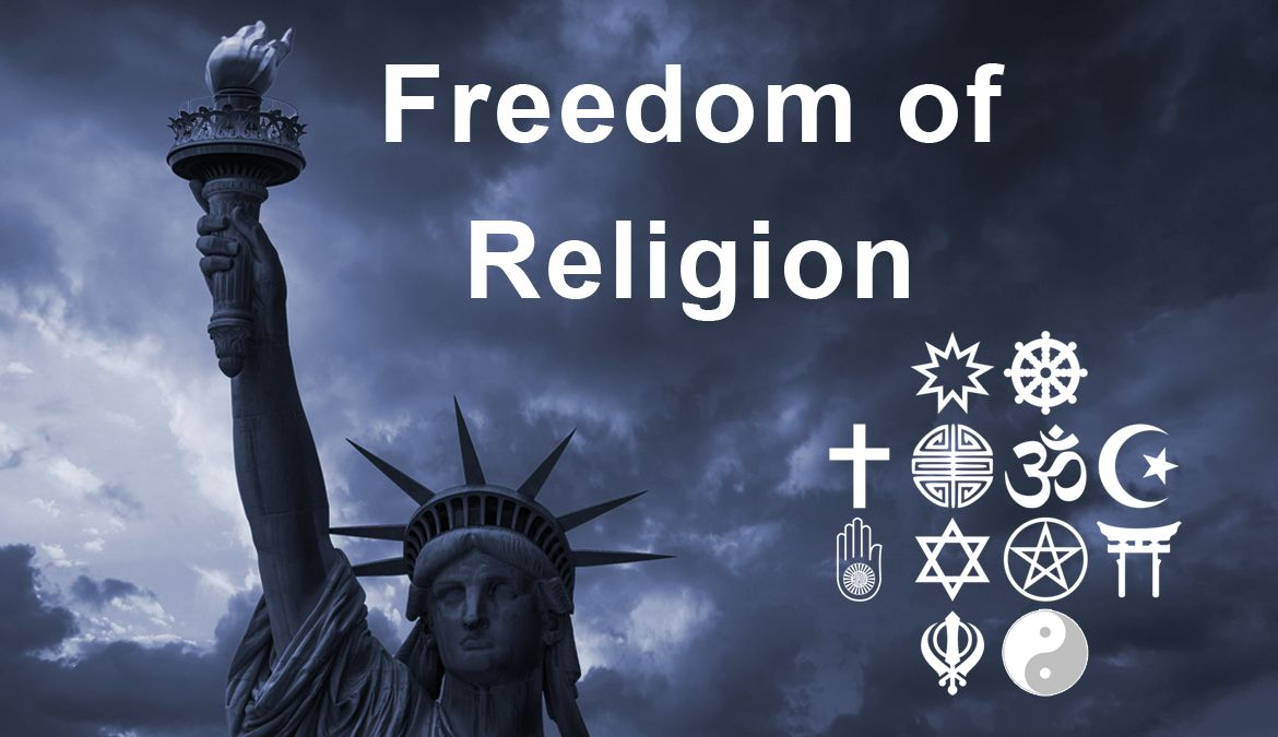 op ed freedom of religion Opinion the privilege to insult: freedom of speech and its contradictions interviews and videos on the subject of religion &amp ethics.