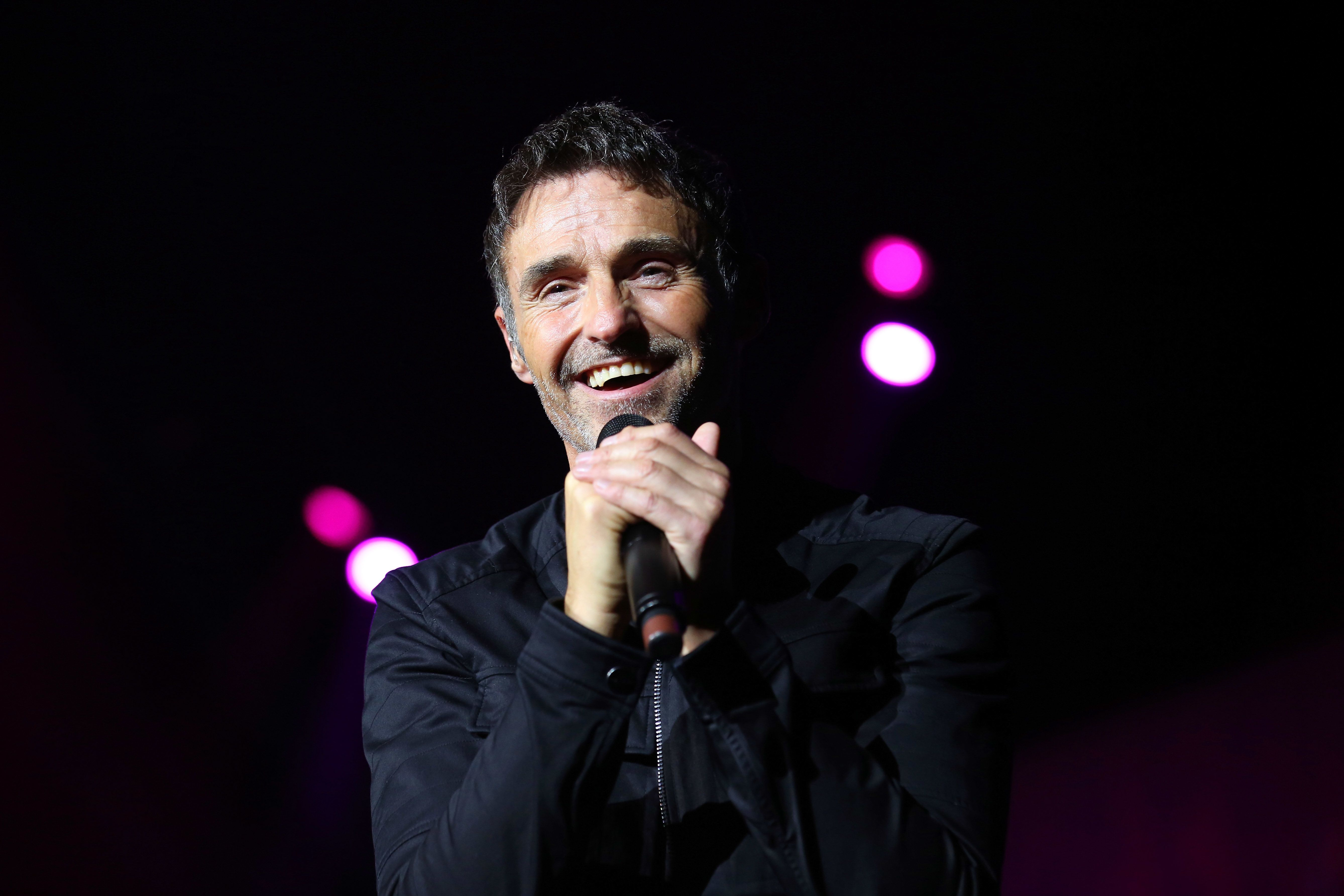 Marti Pellow spends so much time on the road, he values