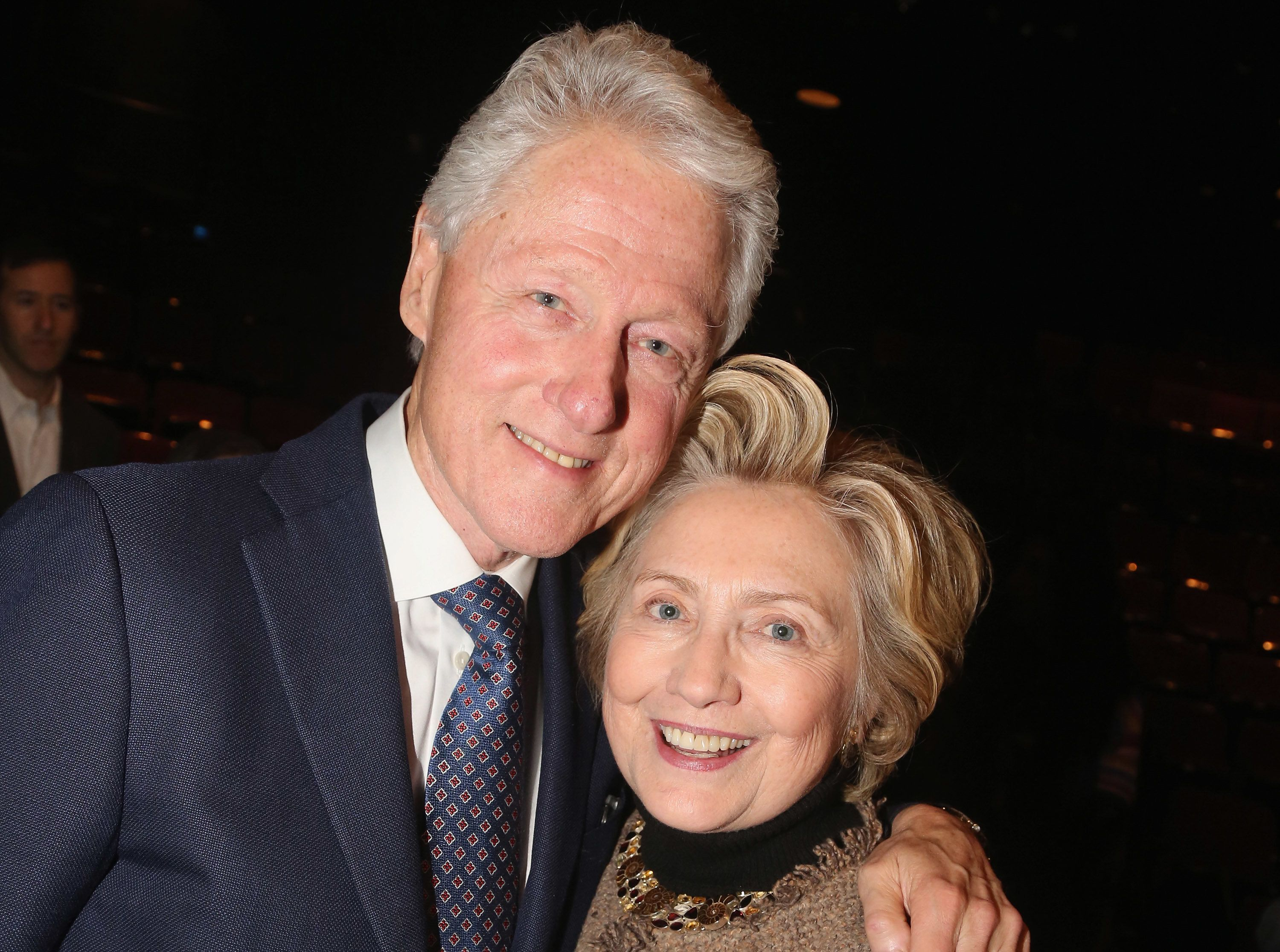 Hillary And Bill Clinton's Date Night Is Making Our Hearts