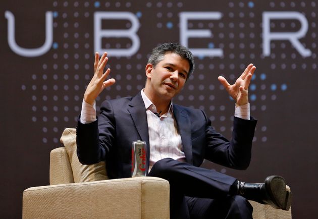 Uber's Travis Kalanick Leaving Trump Advisory Group Following #DeleteUber Controversy