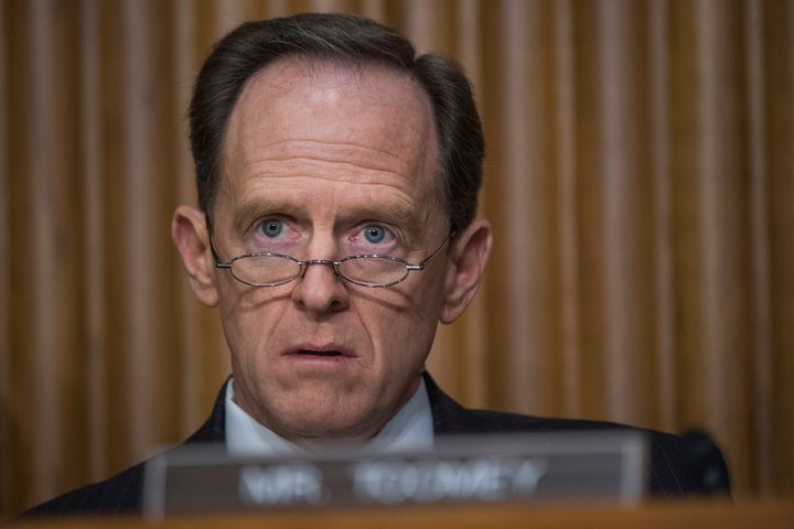 This is the face of a senator that progressive groups think they can persuade to vote with them.