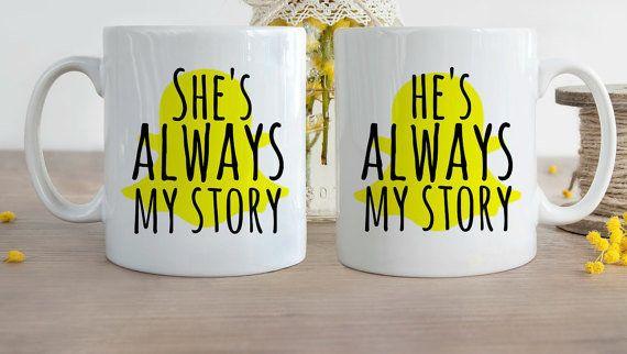"Buy it <a href=""https://www.etsy.com/listing/494824536/snapchat-my-story-couples-mug-one-mug?ref=market"" target=""_blank"">here"