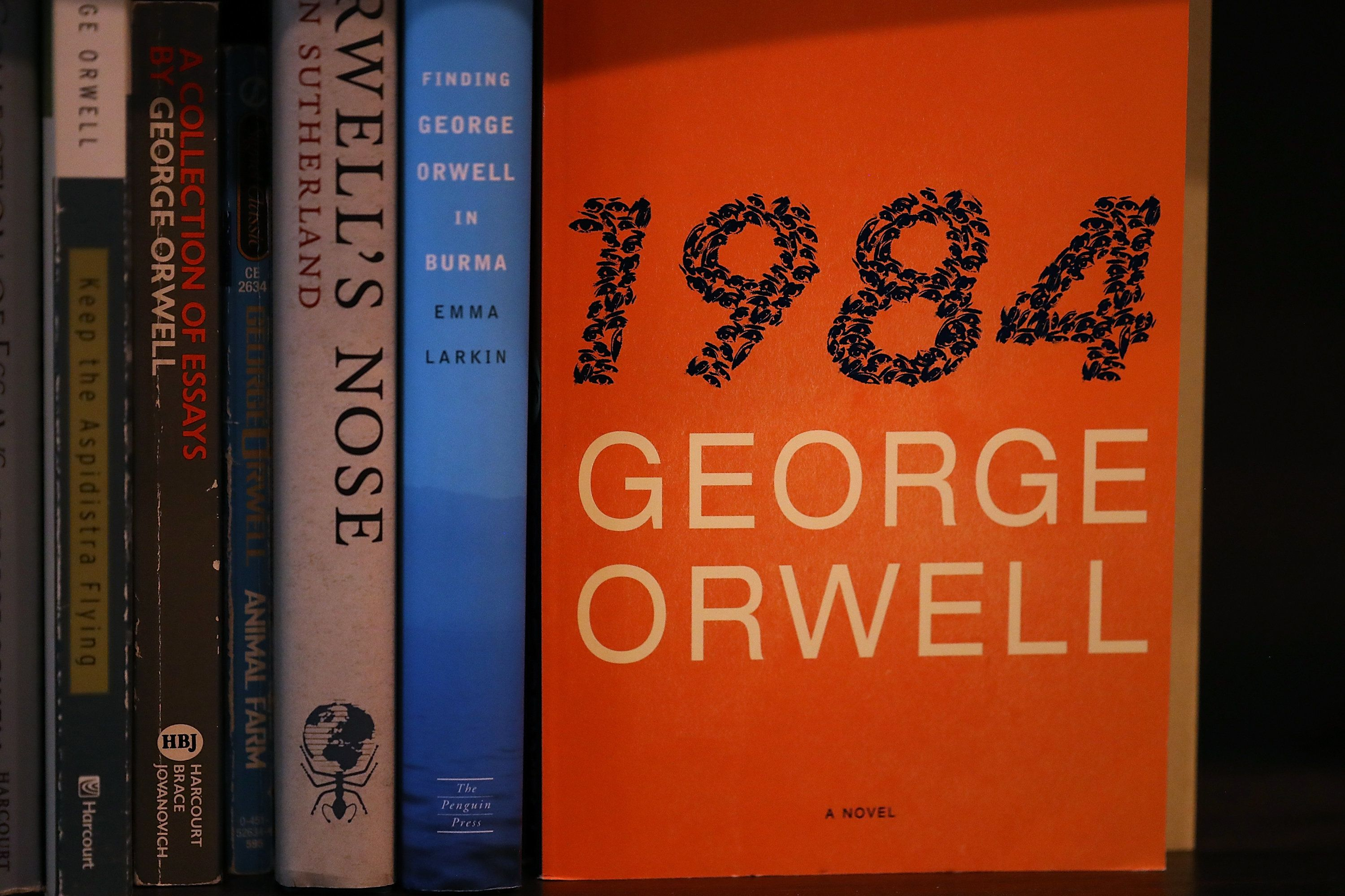 High School Students Reading '1984' See A Mirror, Not Science ...