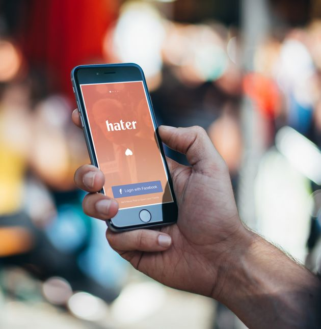 We Tried Hater, The Dating App That Matches People Based On What They