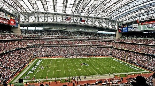 NRG Stadium in Houston