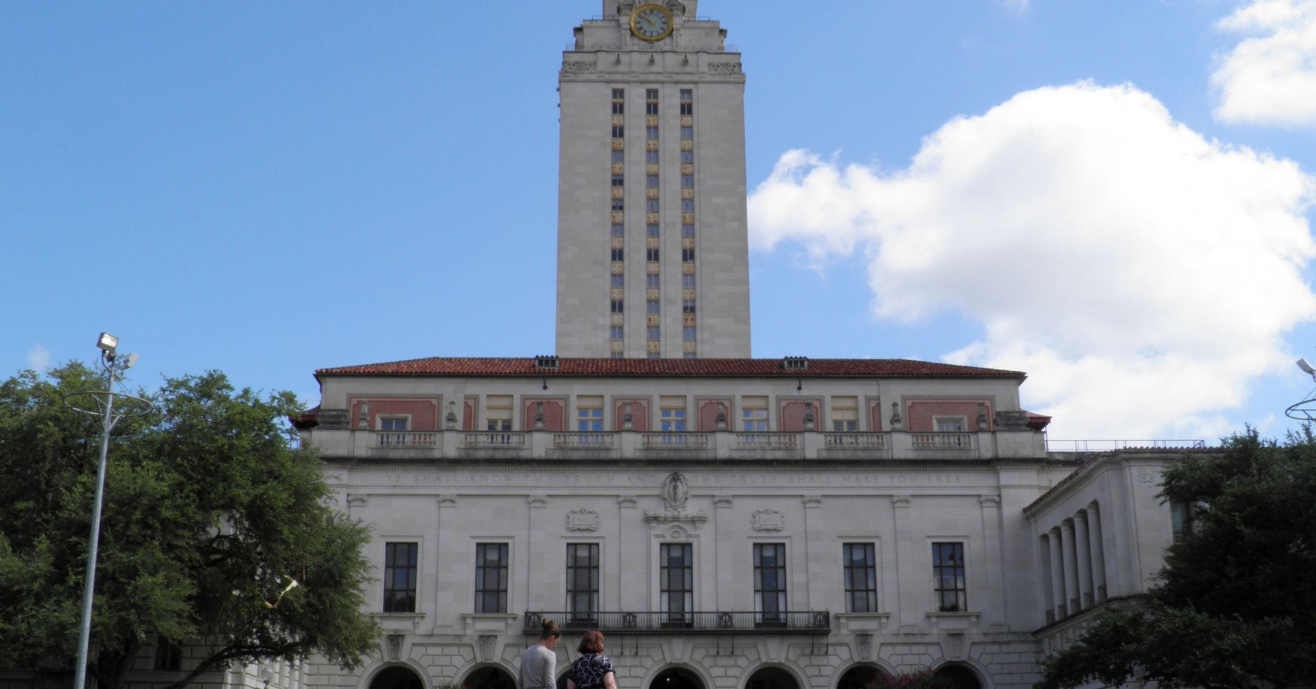The University Of Texas Has A Blueprint To Stop Campus ...