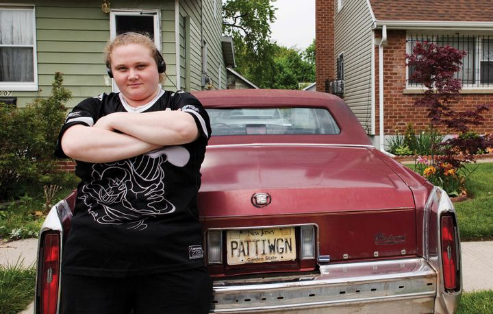 "Danielle Macdonald stars as an aspiring rapper in ""Patti Cake$."""