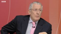Ex-Apprentice Star Nick Hewer Says Donald Trump Is A 'Shark' In Question Time