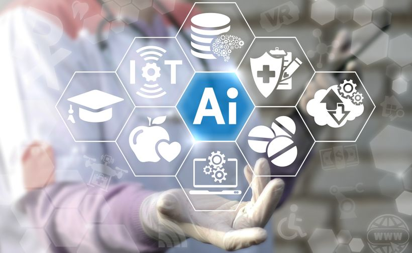 <strong>Artificial Intelligence, Healthcare &amp; The Fourth Industrial Revolution</strong>