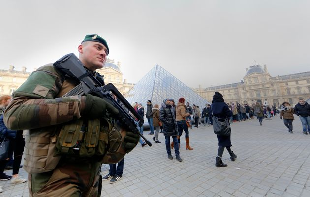 Egypt confirms Louvre attack suspect is Egyptian
