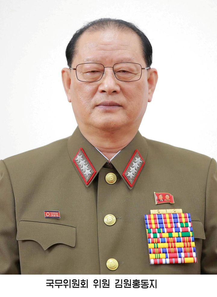 "Kim Won Hong was removed from office as head of the feared ""bowibu,"" or secret police, in mid-January."