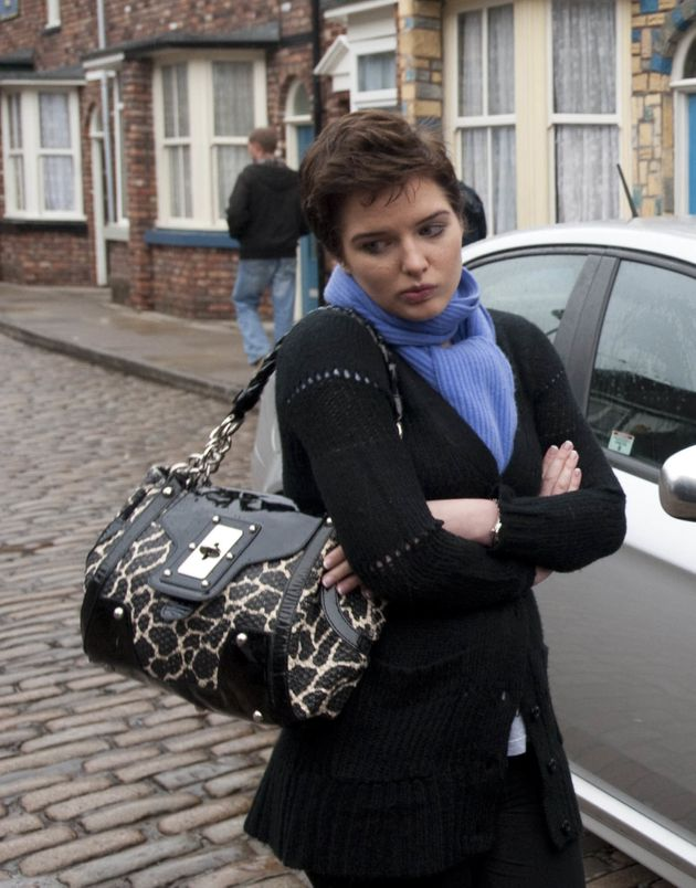 Coronation Street's Rosie Webster Returns: 10 Things You've Probably Forgotten About Helen Flanagan's