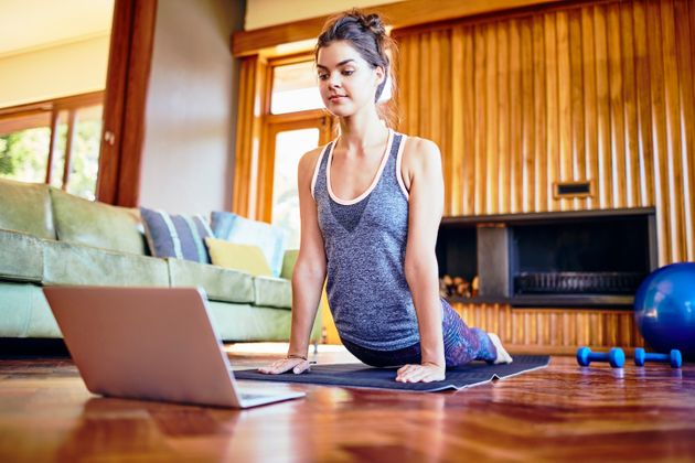 How To Create An At-Home Yoga Retreat, From Classes To