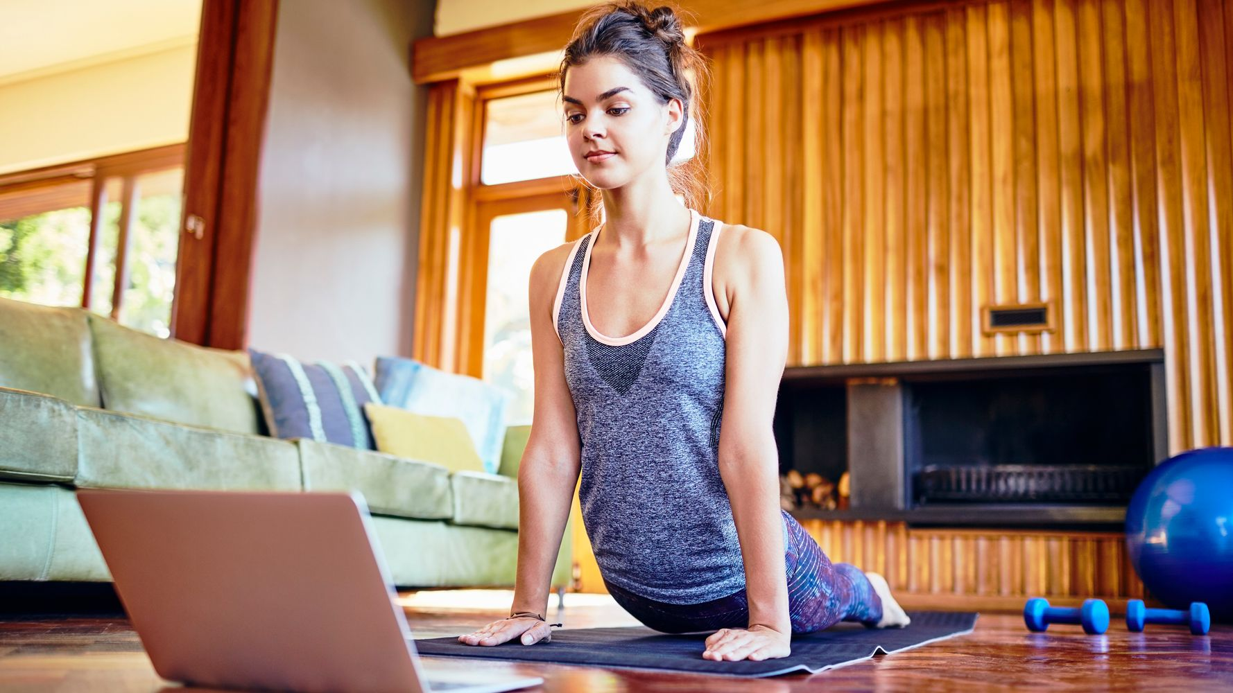 How To Create Your Own Yoga Retreat At Home