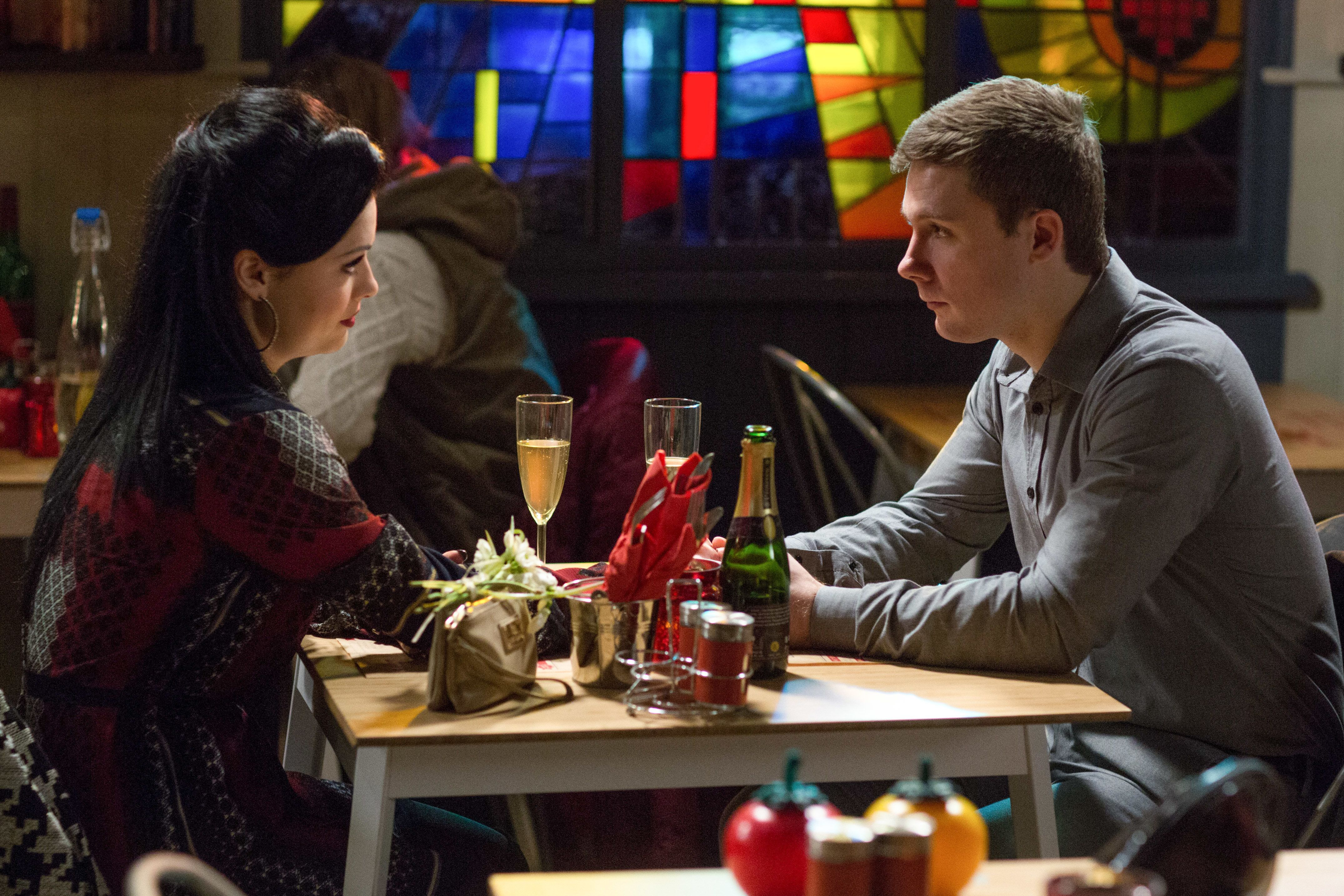 Spoiler! Can Whitney And Lee Carter Patch Things Up In
