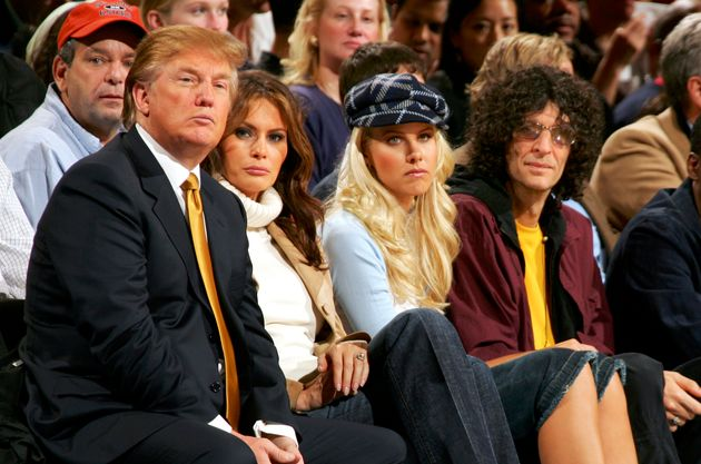 Trump Is 'Pissed' He Won Election — Howard Stern