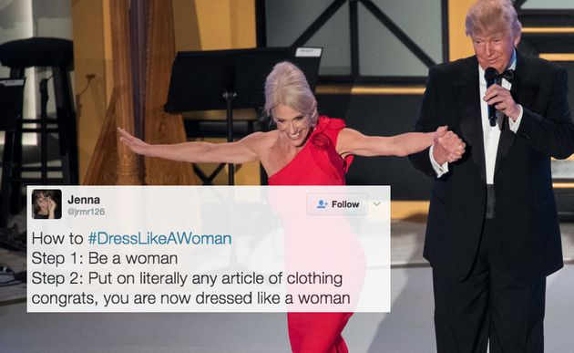 21 Women Respond To Trump Telling Female Staff To 'Dress Like