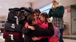 Syrian Family Reunites In U.S. After 2 Years