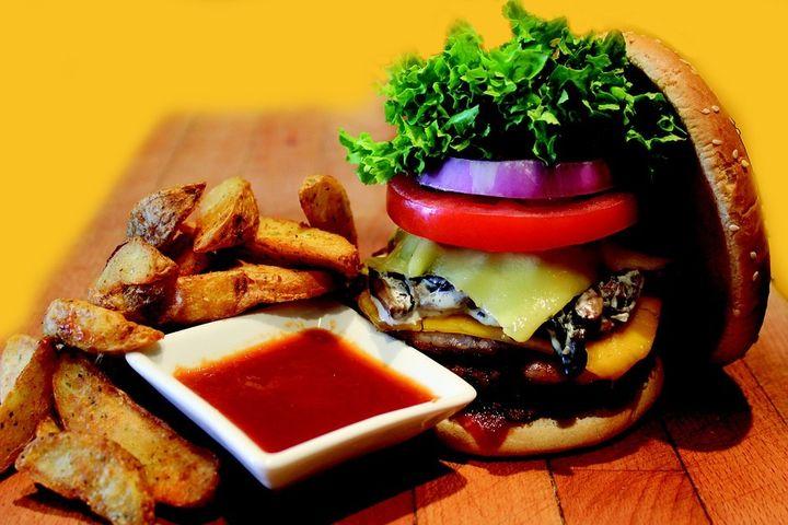 Super Burger for the Super Bowl