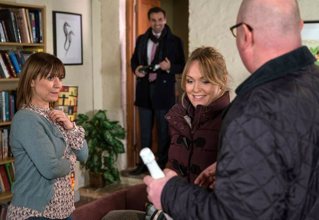 Will Rhona and Paddy's secret come