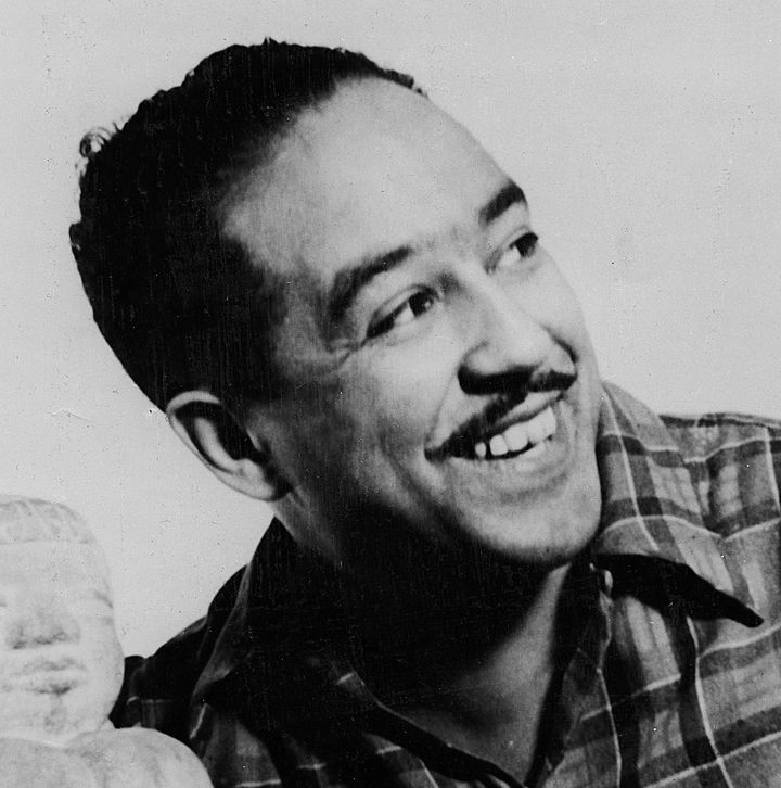 The legacy of black folks in langston hughes home