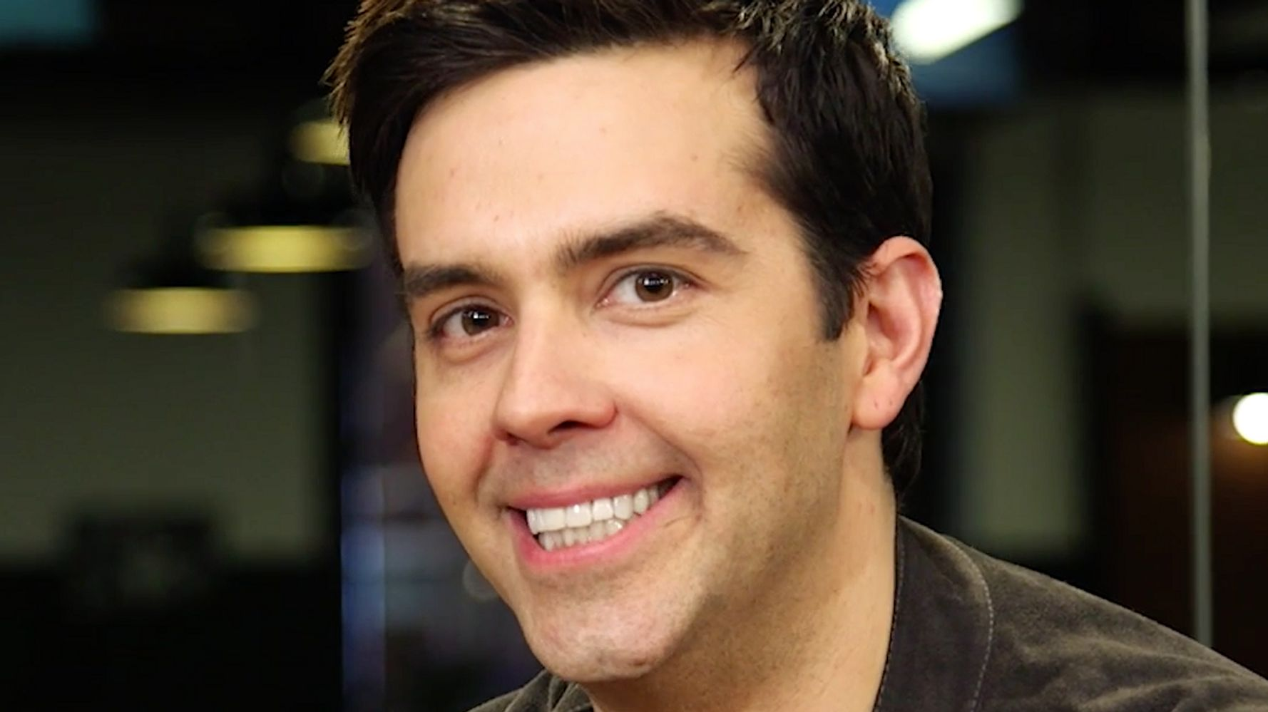 Carbonaro Effect' Star Reveals How Being Gay Changed His World View