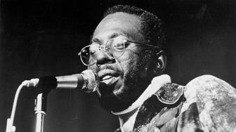 UNSPECIFIED - CIRCA 1970:  Photo of Curtis Mayfield  Photo by Michael Ochs Archives/Getty Images