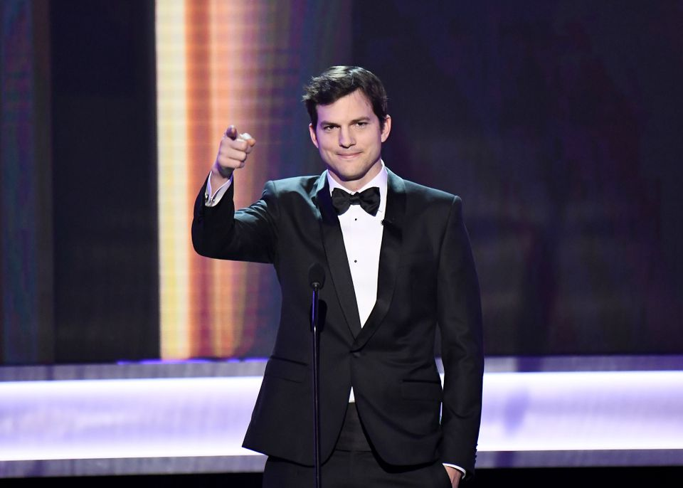 Ashton Kutcher spoke out onstage as host of the 23rd annual Screen Actors Guild Awards on Jan. 29, 2017. His remarks came&nbs