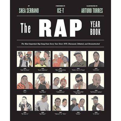 "<i><a href=""https://www.amazon.com/Rap-Year-Book-Important-Deconstructed/dp/1419718185/ref=sr_1_1?amp=&ie=UTF8&keywords=the+r"