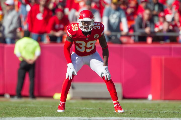 "Husain Abdullah, here as a free safety for the Kansas City Chiefs in 2014, says, ""It's only going to get worse if peopl"