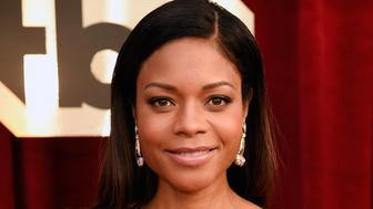 LOS ANGELES, CA - JANUARY 29:  Actor Naomie Harris attends The 23rd Annual Screen Actors Guild Awards at The Shrine Auditorium on January 29, 2017 in Los Angeles, California. 26592_011  (Photo by Kevin Mazur/Getty Images for TNT)