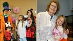 Girl Moves Birthday Party To Nursing Home So Her Grandma Can