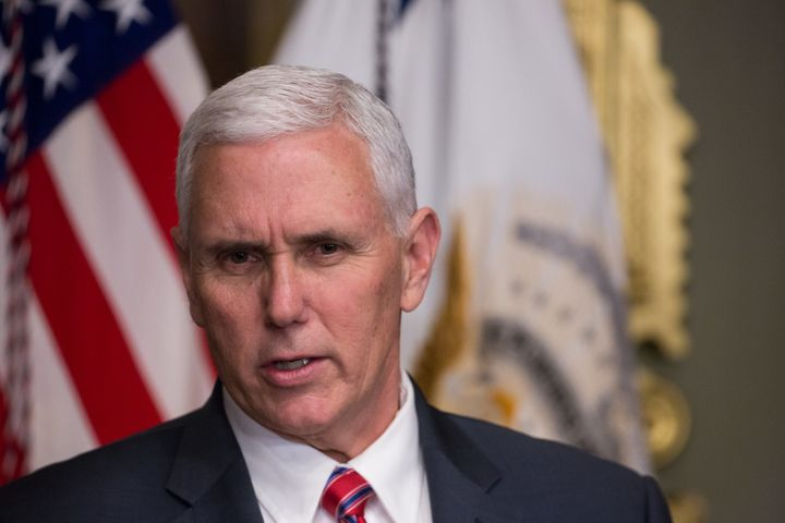 Vice President Mike Pence will be hitting four Sunday shows, but skipping CNN.