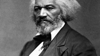 Frederick Douglass (c1818-1895, born Frederick Augustus Washing Bailey, a slave), c1879. African American abolitionist, reformer, champion of women's suffrage and believer in the equality of all citizens of the United States. (Photo by: Photo12/UIG via Getty Images)