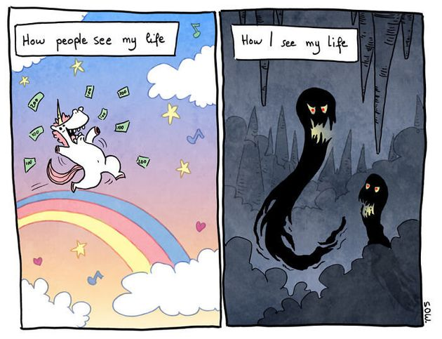 This Artist Absolutely Nailed It With His Comics About