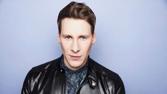Dustin Lance Black from ABC's 'When We Rise' poses in the Getty Images Portrait Studio at the 2017 Winter Television Critics Association press tour at the Langham Hotel on January 10, 2017 in Pasadena, California. (Photo by Maarten de Boer/Getty Images Portrait)