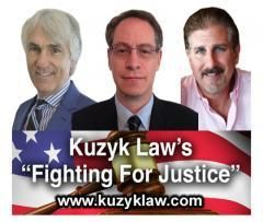 """Kuzyk Law's """"Fighting For Justice"""" Team"""