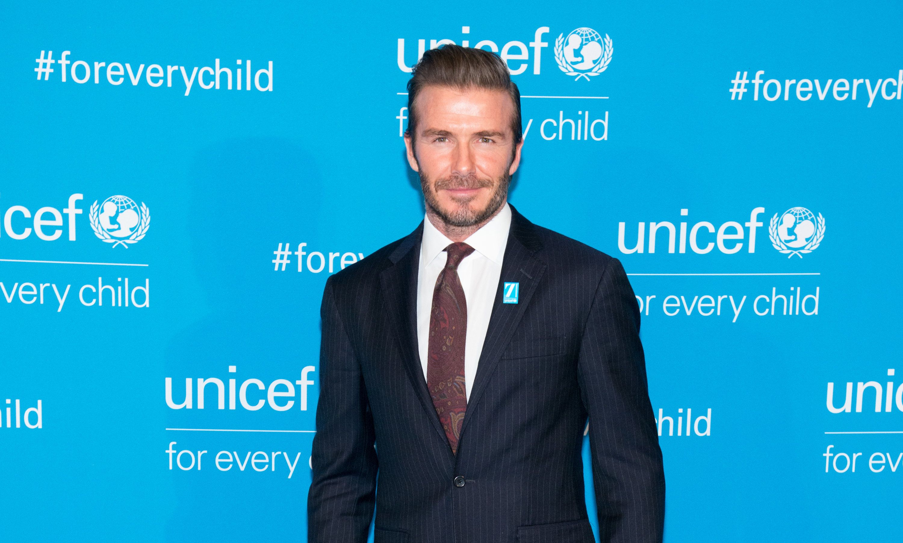 David Beckham Has His Say Amid 'Leaked' Emails Controversy