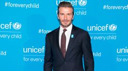 David Beckham Has His Say Amid 'Leaked' Emails