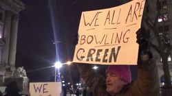Fake Vigils Honor Victims Of Kellyanne Conway's Made-Up Bowling Green