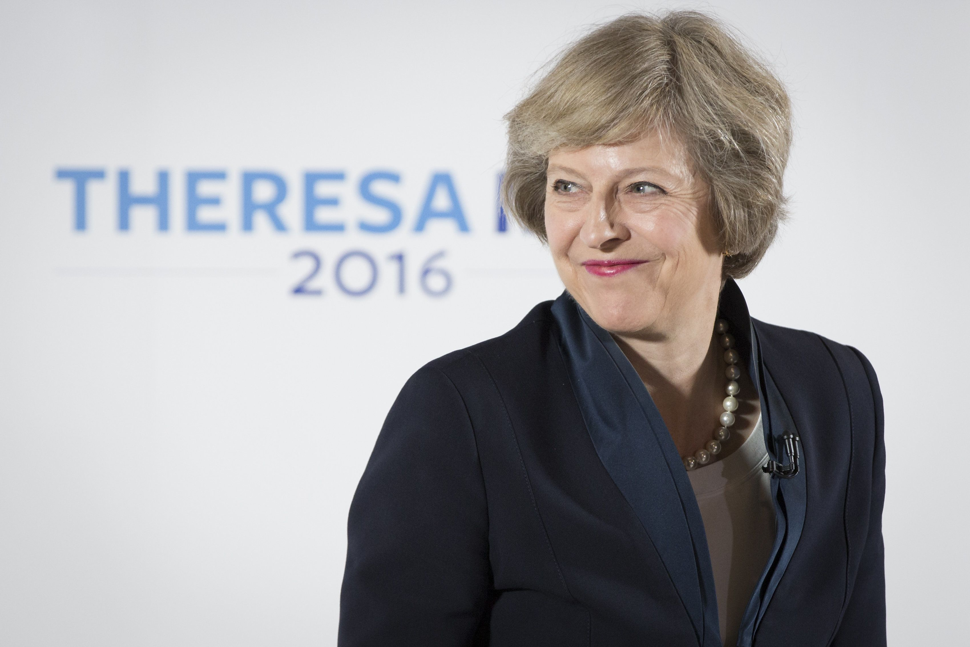 May was said to have told Osborne that he needed to showmore humility if he ever wanted to be prime