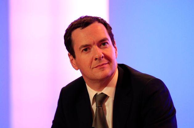 A book has claimed Theresa May sacked George Osborne for trying to earlier get her