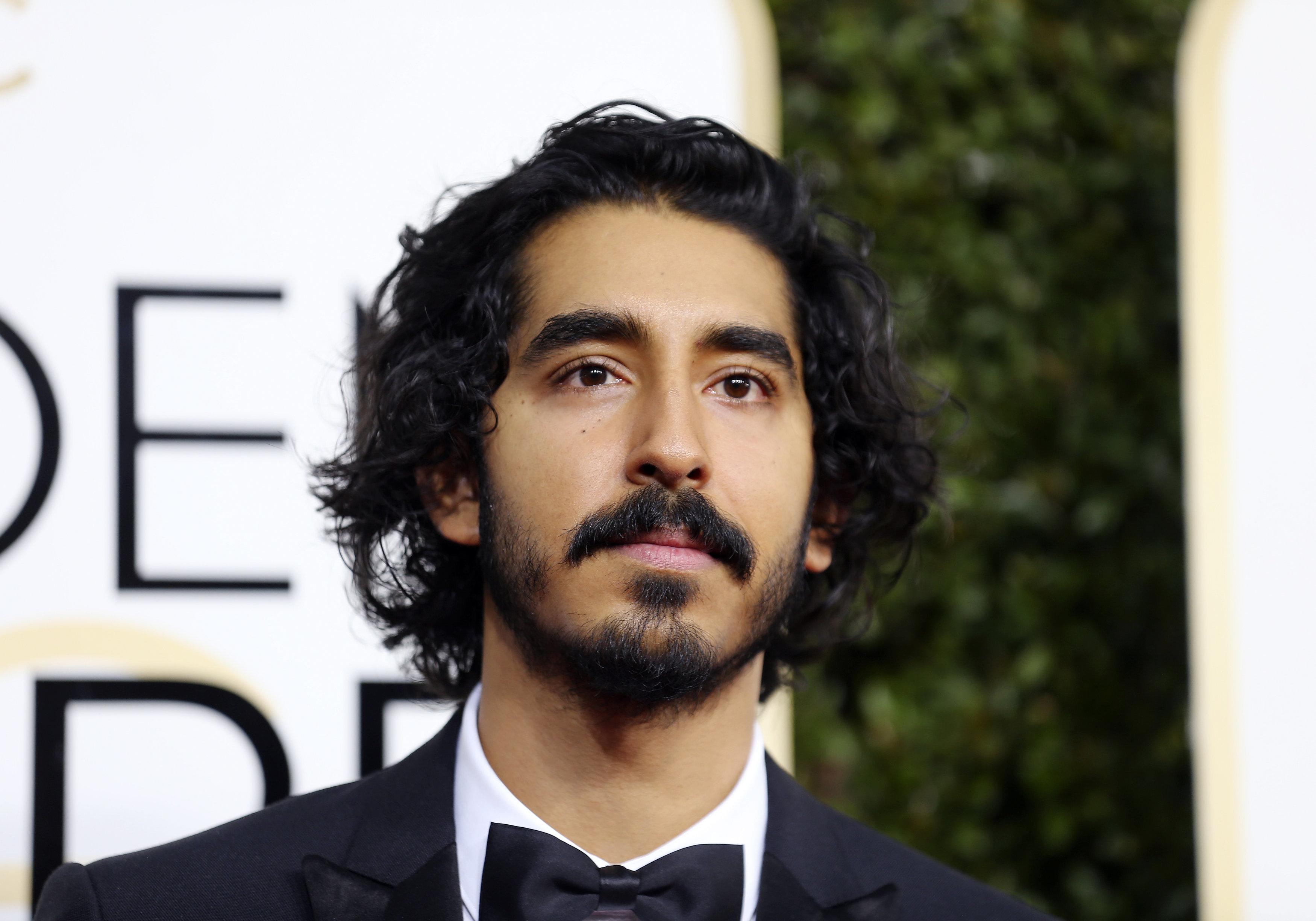Oscar Nominee Dev Patel Tells Of 'Nightmare' Of Flying Into