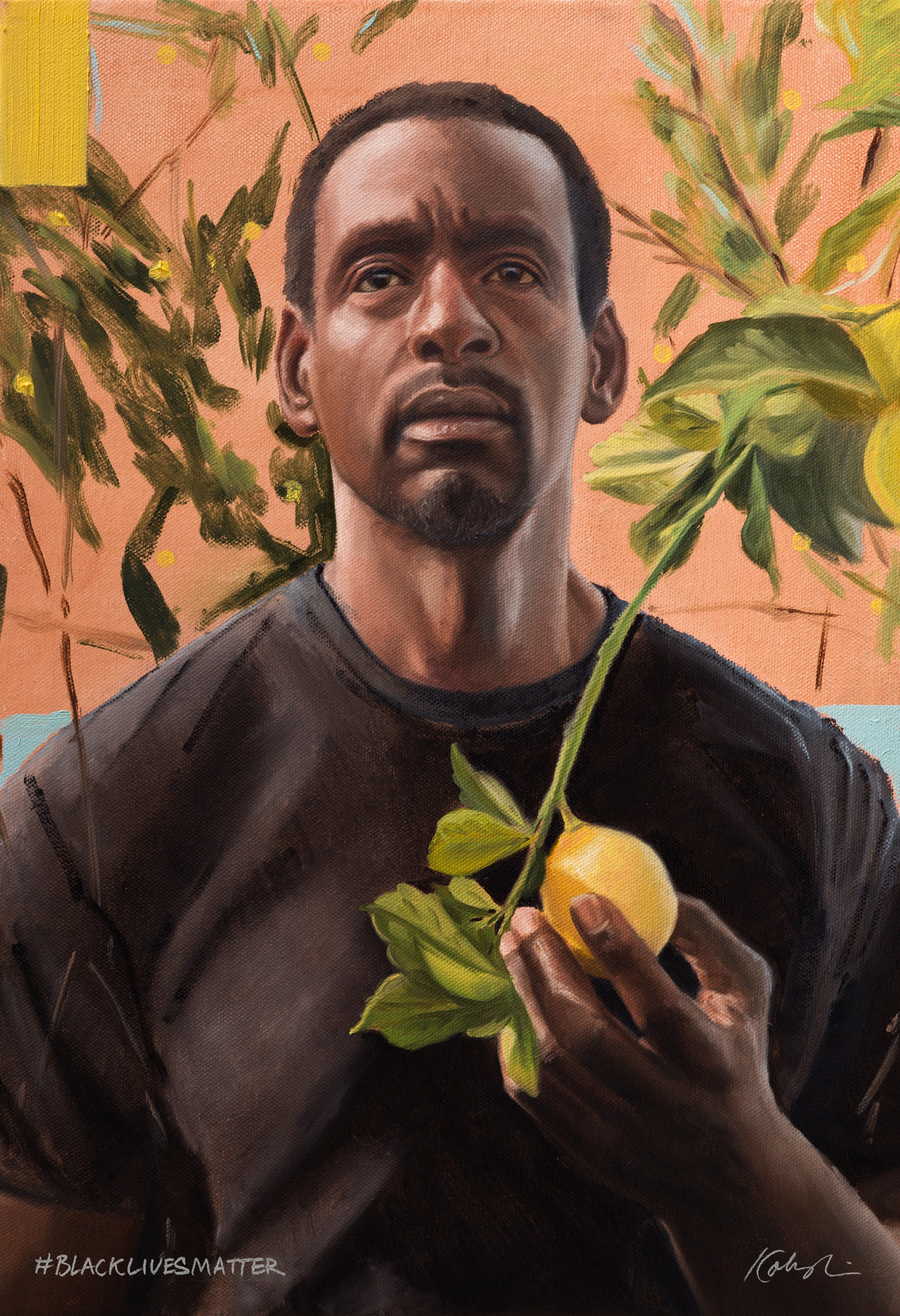 """When Life Gives You Lemons""by <a href=""http://www.kohshinfinley.com"" target=""_blank"">Kohshin Finley</a>"