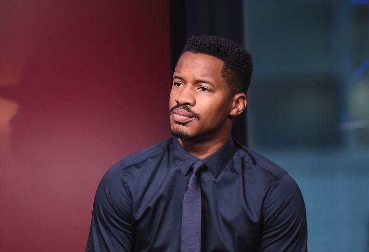 """Nate Parker attends The Build Series to discuss """"The Birth Of A Nation."""""""
