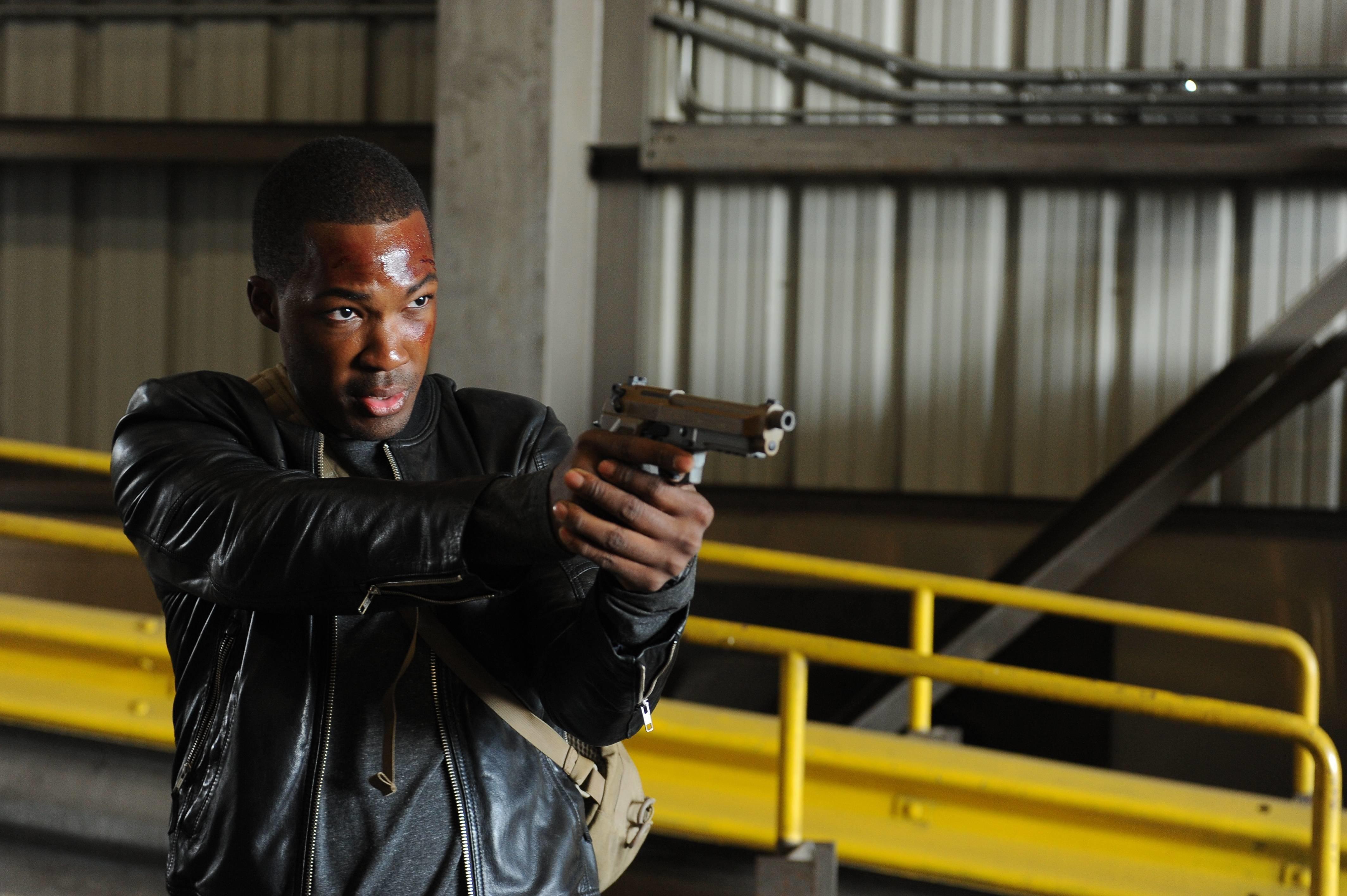 """Corey Hawkins as Eric Carter in """"24: Legacy."""""""