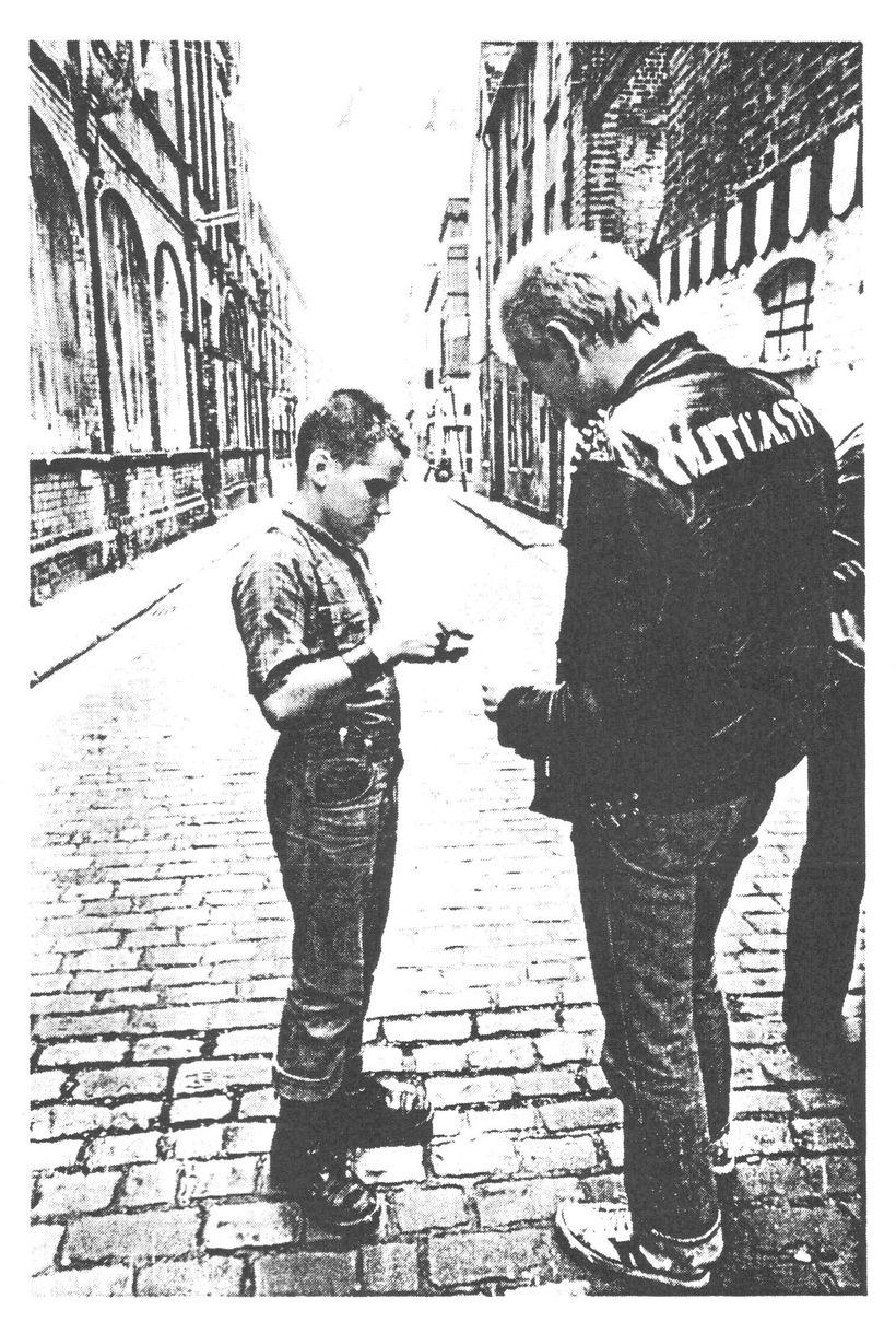 Belfast 1980- early skinhead culture