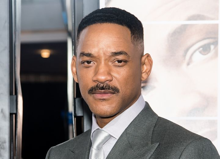 Will Smith attends 'Collateral Beauty' in 2016.