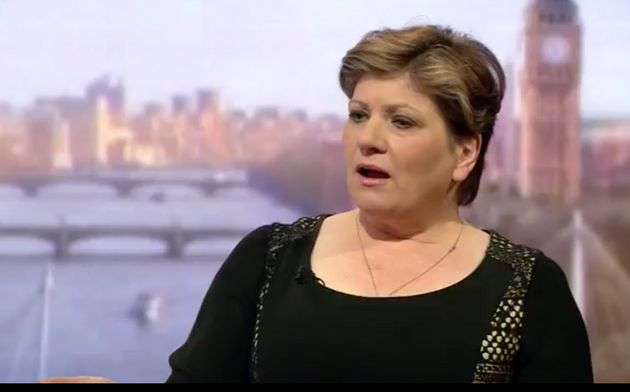 Emily Thornberry: I Haven't Spoken To Diane Abbott Since She Abstained On Brexit