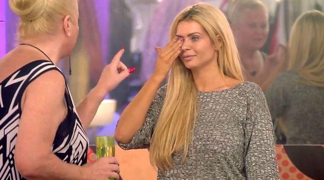 Celebrity Big Brother's Nicola McLean Apologises To Kim Woodburn Over Motherhood Jibe